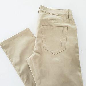 Perry Ellis Portfolio khaki pants (30x32)